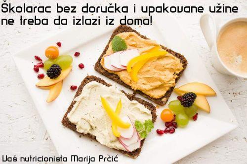 Izazovi u ishrani školske dece